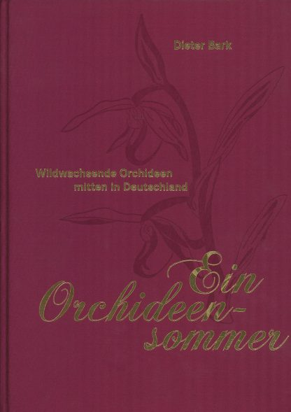 "Cover ""Ein Orchideensommer"""