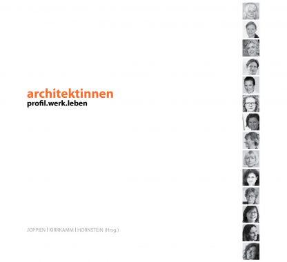 """Cover """"architektinnen: profil.werk.leben"""""""