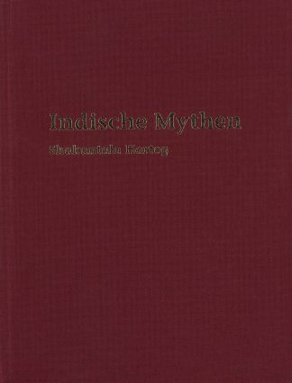 "Cover ""Indische Mythen"""
