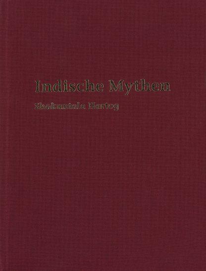 "Cover ""Indische Mythen"""