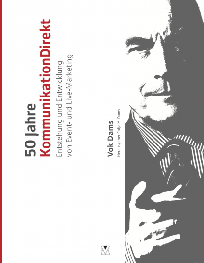 """Cover """"50 Jahre KommunikationDirekt"""""""