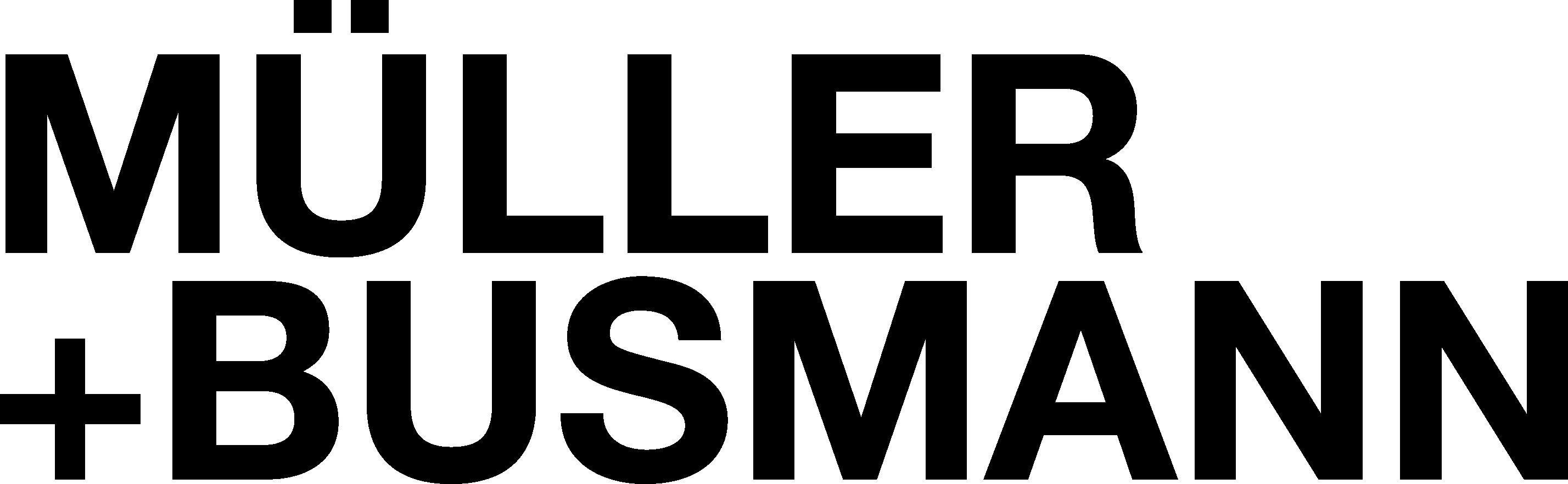 Müller + Busmann