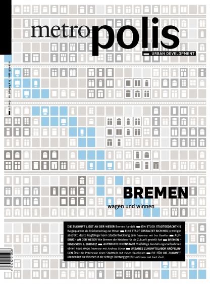 Cover metro.polis Magazin 2019/02: BREMEN