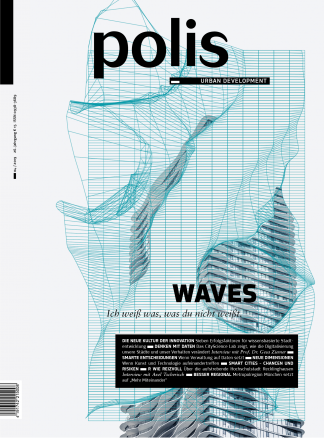 Cover polis Magazin 2019/04: WAVES