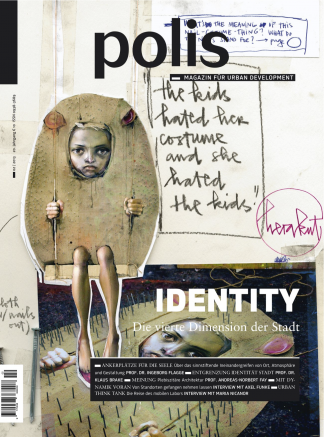 Cover polis Magazin 2012/02: IDENTITY