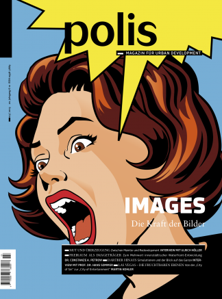 Cover polis Magazin 2012/03: IMAGES