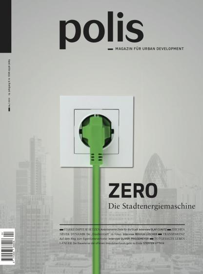 Cover polis Magazin 2012/04: ZERO