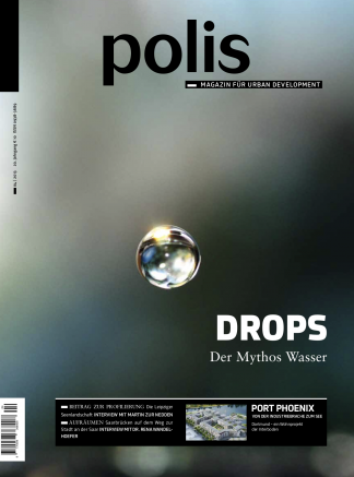 Cover polis Magazin 2013/04: DROPS