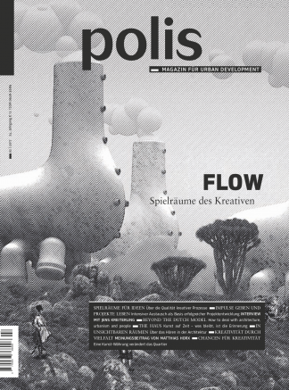 Cover polis Magazin 2017/02: FLOW
