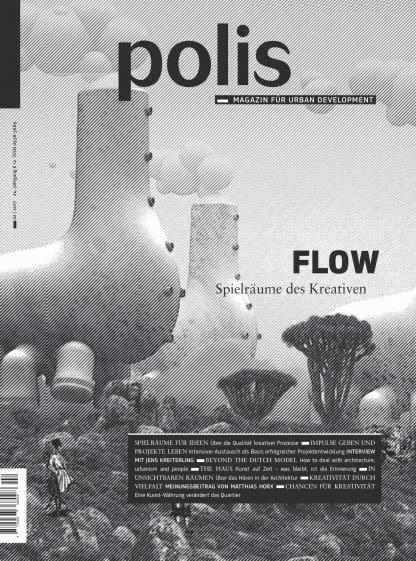 Cover polis Magazin 2017/02: FLOW