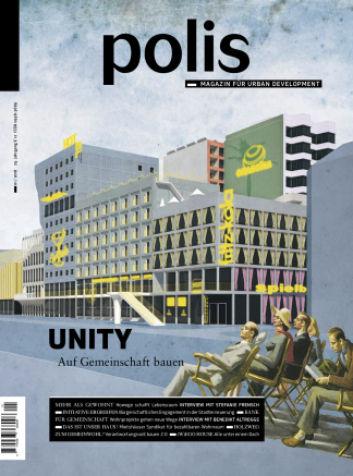 Cover polis Magazin 2018/02: WATER