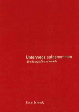 """Cover """"Unterwegs aufgenommen"""""""