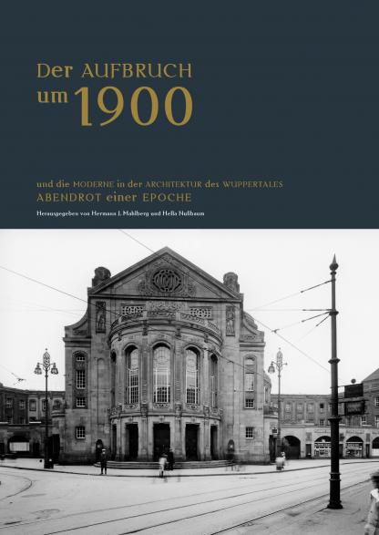 """Cover """"Der Aufbruch um 1900"""""""