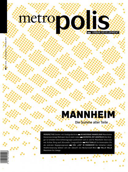 metro.polis 05/2019: MANNHEIM