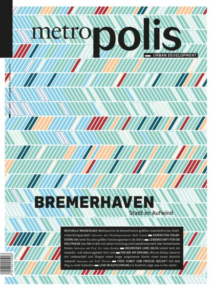 metro.polis 01/2020: BREMERHAVEN