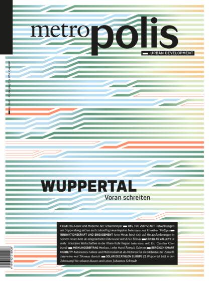 metro.polis 03/2020: WUPPERTAL